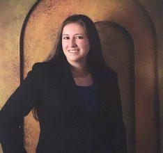 2020 Hesburgh winner Jillian Marino